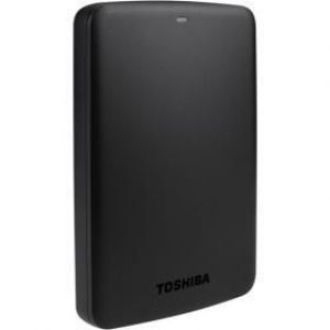"Внешний жесткий диск Portable HDD TOSHIBA 1Tb HDTB310EK3AA Canvio Basics, Black, 2.5"", USB 3.0 RTL"